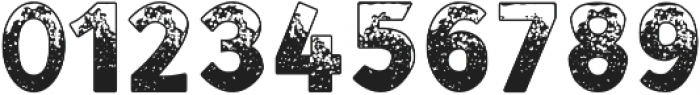 Snow Black Regular otf (900) Font OTHER CHARS