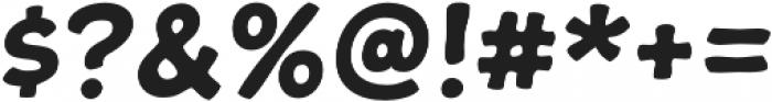 Snowa Regular otf (400) Font OTHER CHARS