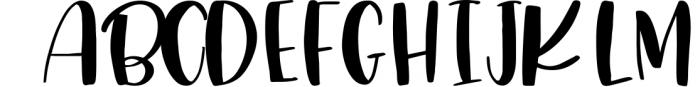 Snuggle Font Font UPPERCASE