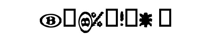 SNCBishop Font OTHER CHARS