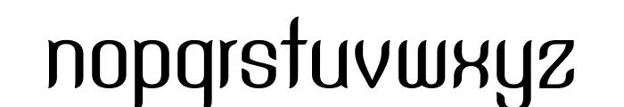 SNT Anouvong Medium Font LOWERCASE