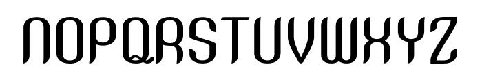 SNTAnouvong-Medium Font UPPERCASE