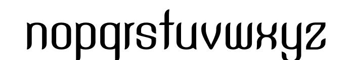 SNTAnouvong-Medium Font LOWERCASE