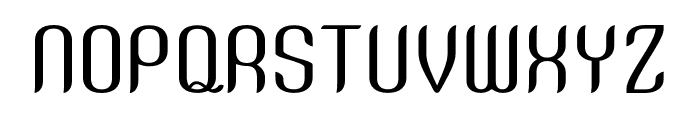 SNTAnouvong Font UPPERCASE
