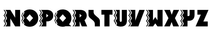 Snake Venom Font LOWERCASE