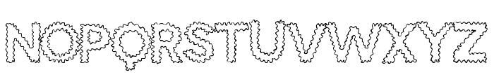 SnakeBite Font LOWERCASE