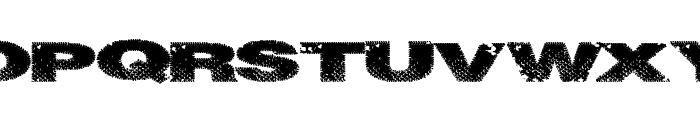 SnakeStitch Font UPPERCASE