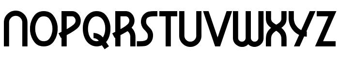 SnappyService Font UPPERCASE