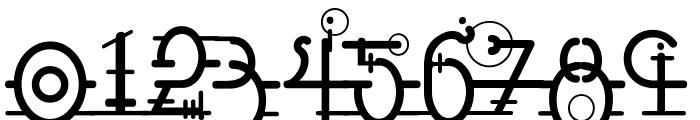 Snippletweak Font OTHER CHARS