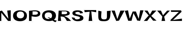 Snott SemiBold Font UPPERCASE
