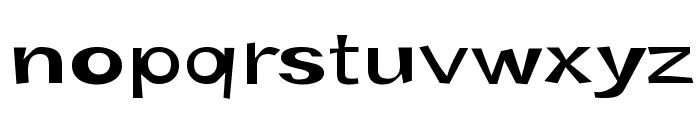 Snott SemiBold Font LOWERCASE