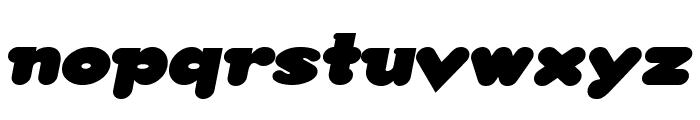 SnowDream Font LOWERCASE
