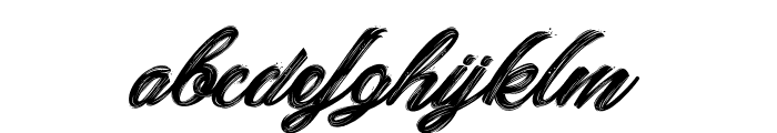 Snowballs City_PersonalUseOnly Font LOWERCASE
