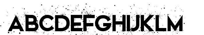 Snowinter Free Font LOWERCASE
