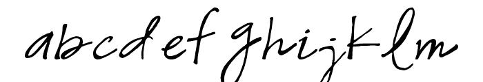 Snowshoe Font UPPERCASE