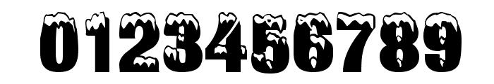 SnowtopCaps Regular Font OTHER CHARS