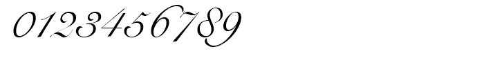 Snell Roundhand Regular Font OTHER CHARS