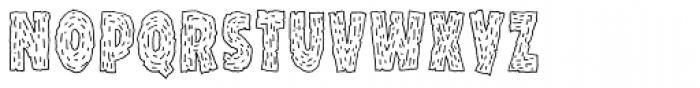 Snack Patrol1 Font UPPERCASE