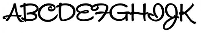 Snackbar Bold Font UPPERCASE