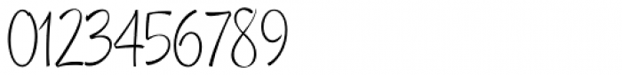 Snackbar Skinny Light Font OTHER CHARS