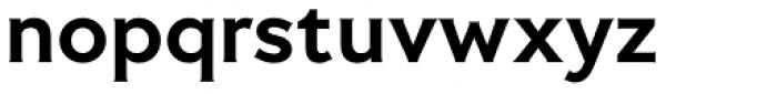Snag Medium Font LOWERCASE