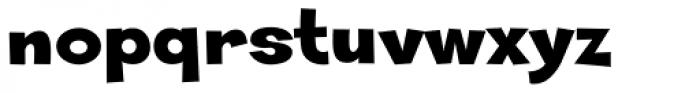 Sneakerhead BTN Font LOWERCASE