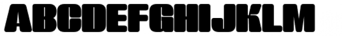 Sneakers Max 200 Light Font UPPERCASE