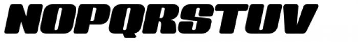 Sneakers Max 500 Oblique Font UPPERCASE