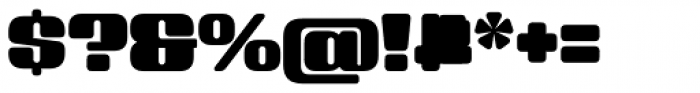 Sneakers Max 500 Regular Font OTHER CHARS