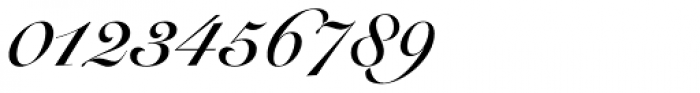 Snell Roundhand LT Std Bold Script Font OTHER CHARS