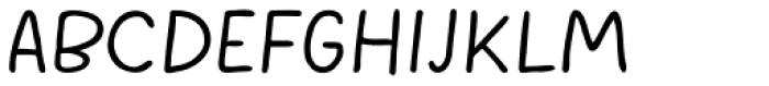 Snow Cone Pro Bold Font UPPERCASE