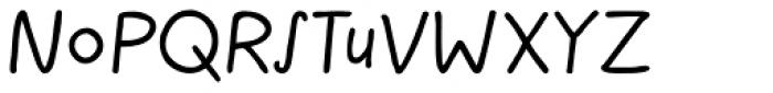 Snow Cone Pro Bold Font LOWERCASE