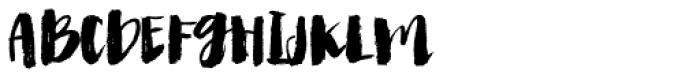 Snowberry Alternate Capitals Font UPPERCASE