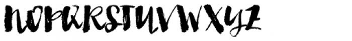 Snowberry Alternate Capitals Font LOWERCASE