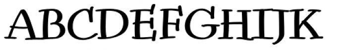 Snowbird Medium Font UPPERCASE
