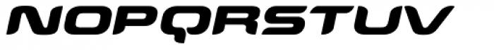 Snowslider SCBold Italic Font LOWERCASE