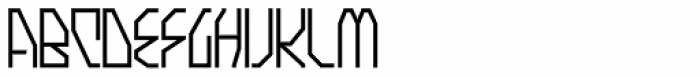 Snowstreet Font UPPERCASE