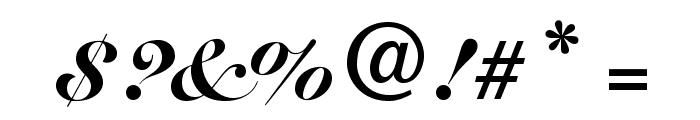 SnellRoundhandLTStd-BlkScr Font OTHER CHARS
