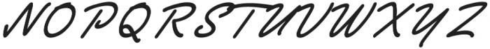 Society Editor otf (400) Font UPPERCASE