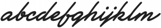 Society Editor otf (400) Font LOWERCASE
