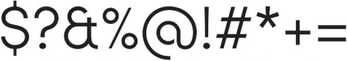 Sofia Pro Light otf (300) Font OTHER CHARS