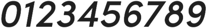 Sofia Pro Medium Italic otf (500) Font OTHER CHARS