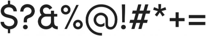 Sofia Pro Regular otf (400) Font OTHER CHARS