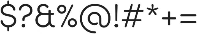 Sofia Pro Soft Light otf (300) Font OTHER CHARS
