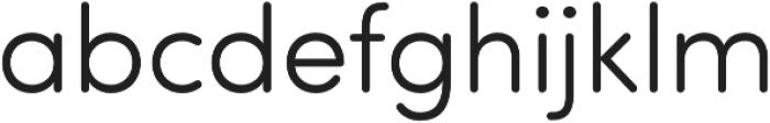 Sofia Pro Soft Light otf (300) Font LOWERCASE