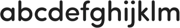 Sofia Pro Soft Medium otf (500) Font LOWERCASE