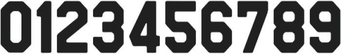 Soft Block Heavy otf (800) Font OTHER CHARS