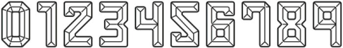 Soft Facets Regular otf (400) Font OTHER CHARS