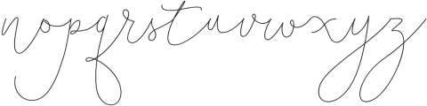 Soft Whisperings thin otf (100) Font LOWERCASE