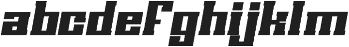 Solid Ground ttf (800) Font LOWERCASE